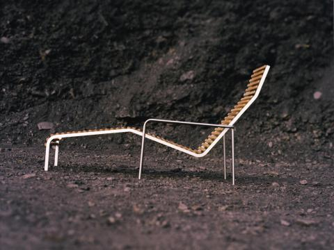EXTREMIS - Extempore lounge chair